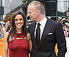 Slide Photo of Jennifer Connelly and Paul Bettany at Toronoto Film Festival