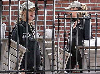 Photos of Pregnant Gisele Bundchen With Tom Brady in Boston