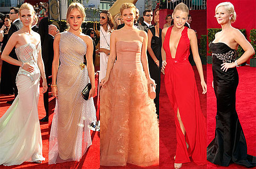 Emmy Ladies Red Carpet 1