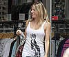 Slide Photo of Sienna Miller Shopping at American Apparel in NYC