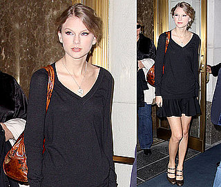 Photos of Taylor Swift Leaving Her NYC Hotel