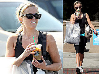 Photos of Reese Witherspoon After a Workout in LA 2009-09-20 06:00:00