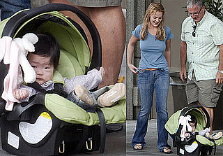 Photos of Katherine Heigl With Baby Nayleigh Kelley in Atlanta