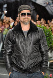 Photos of Brad Pitt at San Sebastian