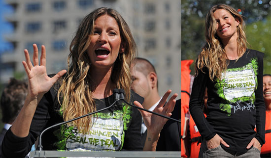Photos of Gisele