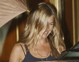 Photos of Aniston at Sunset Tower Bar