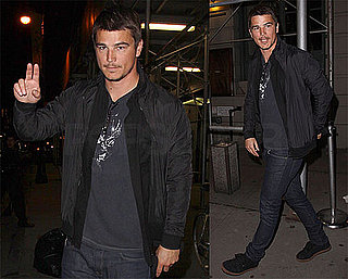 Photos of Josh Hartnett Out in NYC