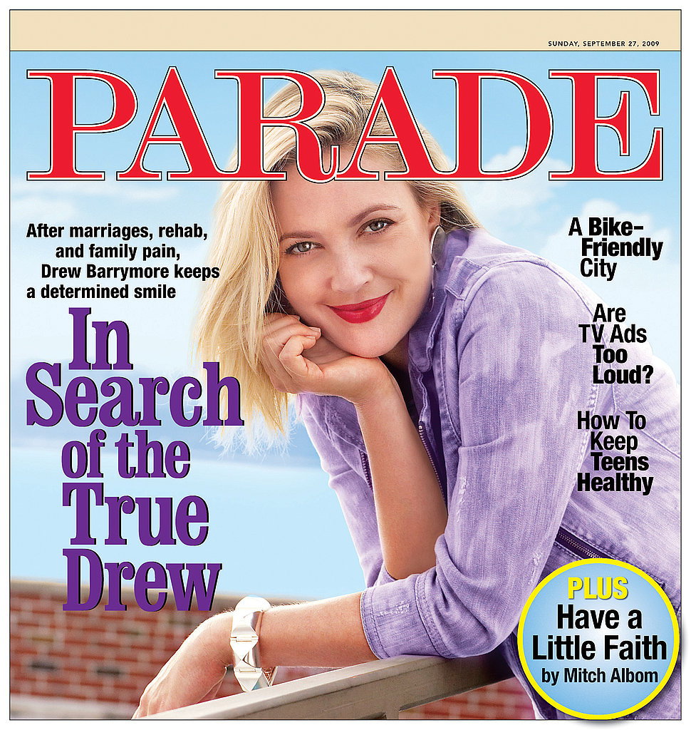 Photos of Drew Barrymore in Parade