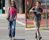 Photos of Olivia Wilde and Husband