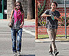 Photos of Olivia Wilde and Husband Tao Ruspoli Out in LA