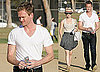 Photos of Neil Patrick Harris at a Photo shoot in LA After Hosting the 2009 Emmys