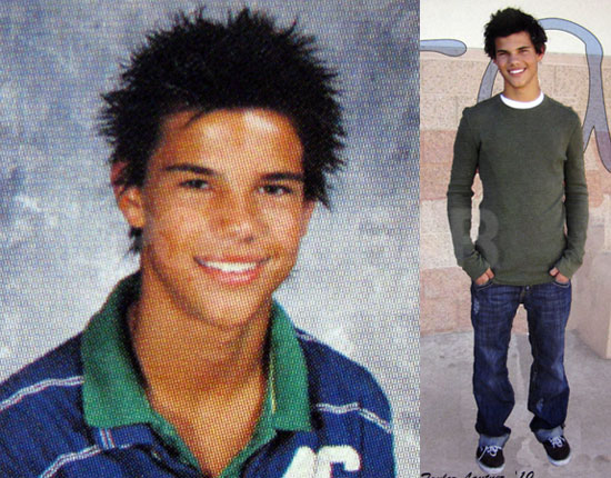 Photos of Young Taylor Lautner