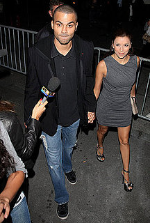 Photos of Eva Longoria, Tony Parker in Paris