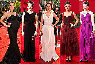 Photos of the 2009 Emmys Red Carpet 2009-09-20 23:55:03