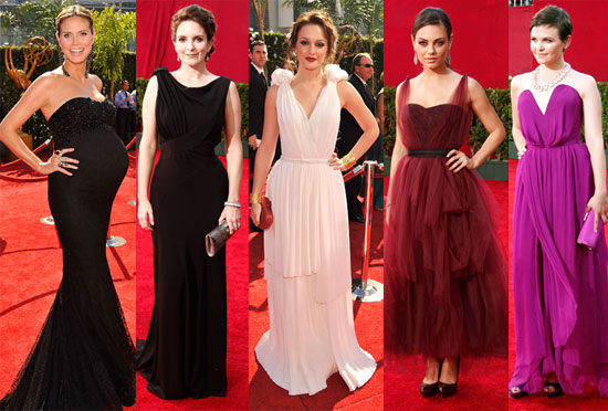 Photos of Ladies Red Carpet
