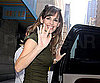 Slide Photo of Jennifer Garner Leaving The Martha Stewart Show in NYC