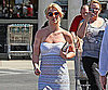 Slide Photo of Britney Spears Shopping in LA 2009-09-24 03:30:00