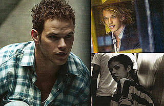 Photos of Twilight and Eclipse Stars Kellan Lutz, Anna Kendrick, and Jamie Campbell-Bower in BlackBook Magazine