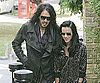 Photos of Russell Brand and Katy Perry Together in London