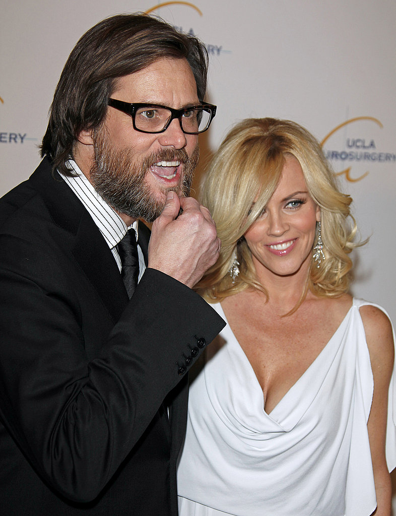 Photos of Jim Carey and Jenny McCarthy