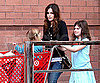 Slide Photo of Rachel Bilson Shopping at Target for Halloween Stuff