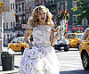 Slide Photo of Kate Hudson in Wedding Dress For Harper's Bazaar