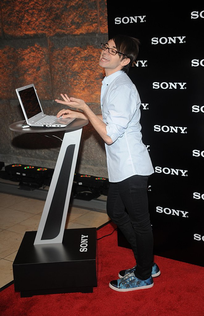 Photos of Sony Event