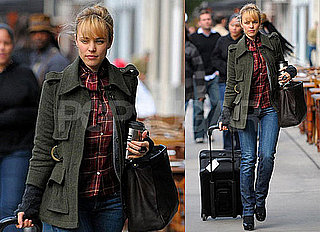 Photos of Rachel McAdams in Soho