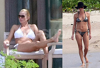 Jaime Pressly Bikini Photos on Her Honeymoon in Mexico