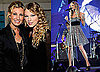 "Photos of Keith Urban, Faith Hill, And Taylor Swift at The ""We're All For The Hall"" Benefit Show 2009-10-14 16:00:27"