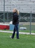 Photos of Reese Witherspoon on Set in Philadelphia