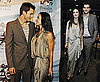 Photos of Ashton Kutcher and Demi Moore at The Freedom Awards in LA