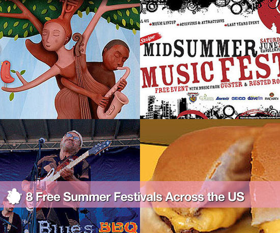 Free Summer Festivals Across the US