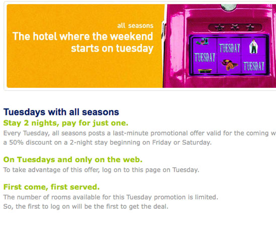 All-Seasons-Hotels.com