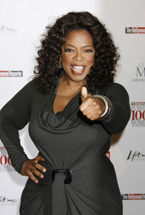 How Much Did Oprah Spend on Her 55th Birthday Party?