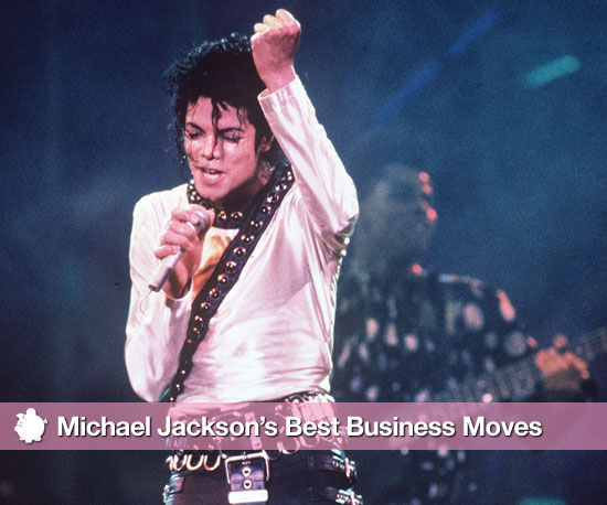 Michael Jackson's Smartest Business Decisions