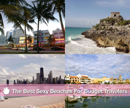Affordable Beach Vacations in North America