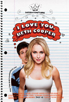 H.S. Valedictorian Paid to Promote I Love You, Beth Cooper
