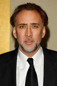 How much does Nicolas Cage owe the IRS in unpaid taxes from 2007?