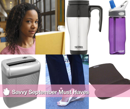 Savvy September Must Haves