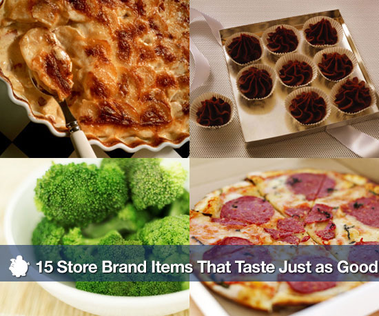 15 Store Brand Items That Taste Just as Good