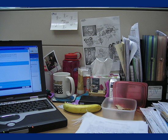 Teacher's Workspace
