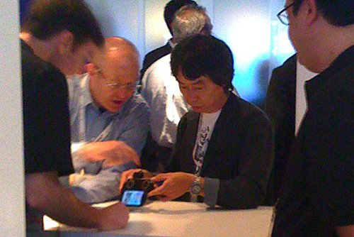 Daily Tech: Nintendo's Shigeru Miyamoto Eyes Up the PSP Go