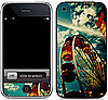 Artist iPhone Skins by Infectious