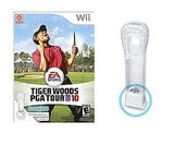 Tiger Woods PGA Tour 10 and Wii MotionPlus Bundle