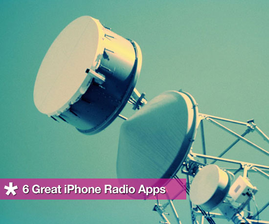 6 Great Radio Apps to Keep You Rocking