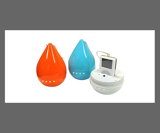 ZumReed Drop iPod Speakers