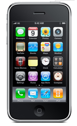 Win an iPhone 3GS!