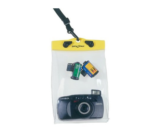 Dry Pak Waterproof Camera Case
