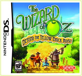 Wizard of Oz Video Game For the Nintendo DS Announced